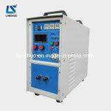 16kw calentador por inducción de la máquina de forja de latón en caliente