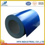 Farben-überzogenes Stahlbaumaterial für Dach-Blatt 0.15-0.6mm