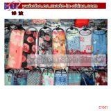 Silk вещество Yiwu Китая шарфа полиэфира шали шарфа (C1030)