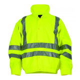 Olá Viz High Visibility Waterproof Reflective Safety Safety Jacket