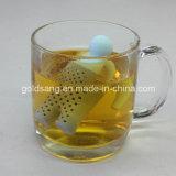 Sig. Tea Silicone Tea Infuser del commestibile di vendita diretta della fabbrica