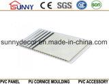 Comitati decorativi di timbratura caldi del soffitto e di parete del PVC