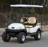 Batteriebetriebener 4 Seater elektrischer angehobener Golf-Buggy der Qualitäts-