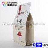 250g Plastic Verpakking van de Hoekplaat van het gedroogd fruit de Zij met Vlakke Bodem