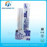 Film protecteur de polyéthylène de matériau de construction pour le placage d'acier inoxydable