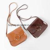 Sacchetto d'avanguardia Hcy-A513 dell'unità di elaborazione del sacchetto di mano della signora Leather di modo delle 2017 borse di Crossbody