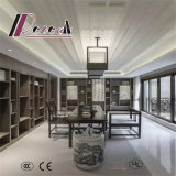 Nuevo estilo elegante restaurante sombra tejido lámpara colgante
