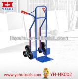 Для тяжелого режима работы лестницы скалолазание стороны погрузчика корзина инструментов с помощью шести колес (YH-HK003)