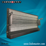 600W retrofit claro do poder superior do diodo emissor de luz Wallpack
