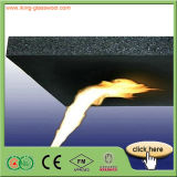 高性能の耐火性の絶縁体のゴム製泡毛布