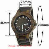 Relógio de madeira de moda popular para Unisex Fs478