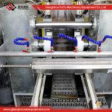 아키텍쳐 유리를 위한 수평한 유리제 직선 테두리 기계