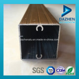 يؤنود مستطيلة مربع أنابيب ألومنيوم بثق قطاع جانبيّ مع صنع وفقا لطلب الزّبون يرتّب