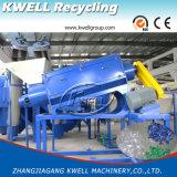 Línea de lavado de la botella del animal doméstico / máquina de reciclaje de la escama del animal doméstico