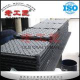 Carboneto cimentado do tungstênio que ajusta o calço do CNC de Itsn