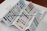 Wall Paint System Pantone Color Chart for Publicidade