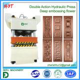 Double Action Hysraulic Appuyez sur la machine