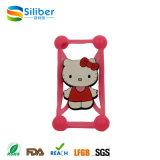 Caixa de telefone celular universal universal de silicone de alta qualidade / iPhone