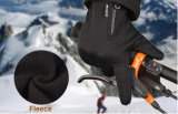 Guanti antivento termici di riciclaggio dello schermo di tocco dei guanti