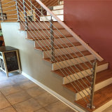 현대 발코니/계단 스테인리스 케이블/철사/로드 방책 디자인