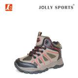 Ботинки детей напольные Hiking для мальчиков и девушок