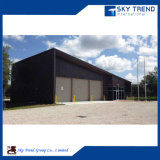 PU Sandwich Panel Insulated Fácil Montaje Pre Engineered Garage