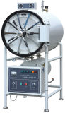 Esterilizador cilíndrico horizontal del vapor de la presión