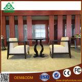 Les nouveaux bureaux de vente Woodmensal chinois Table de négociation et de Président de chaises en tissu