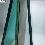 6.38 color marrón de vidrio laminado con PVB para Windows