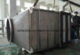 Cambiador de calor de la recuperación de calor residual del humo