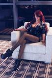 Muñeca joven Hong-Kong Malasia del sexo del sexo del platino del precio bajo de la mujer mayor del silicio realista sólido del silicón