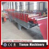機械C35を形作る鋼鉄台形のプロフィールロール屋根瓦シートのパネルロール