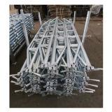Гроссбух ферменной конструкции системы лесов Ringlock усиливает гроссбух