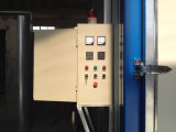 Pó automático que cura o forno com aquecimento da eletricidade