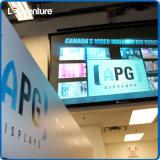 광고를 위한 실내 LED 풀 컬러 전시 화면
