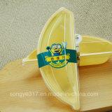 Коробка торта желтого цвета любимчика Банан-Форменный