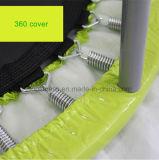 Trampolino dei capretti con rete protettiva
