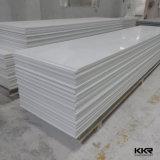 À la recherche de la pierre artificielle de marbre blanc glacier Surface solide