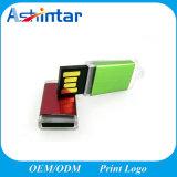 Clé de mémoire USB en plastique de Pendrive du lecteur flash USB le meilleur marché mini