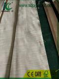Acero calcolato impiallacciatura di legno naturale per le schede, mobilia, decorazione