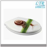 Hot Sale Hygienic Duroplast Round Toilet Seat