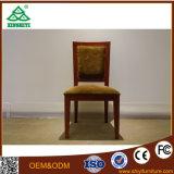 의자를 식사하는 단순한 설계 단단한 나무 호텔