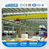 Las industrias de la molienda de papel 10ton solo viga puente grúa