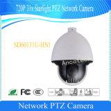 De Digitale Videocamera van kabeltelevisie van het Sterrelicht van het Netwerk van Dahua 720p PTZ (sd60131u-HNI)