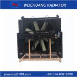 Kta50-GS8-6: 1200kw Cummins radiador Radiador Grupo electrógeno del radiador de aluminio