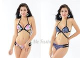 Neuer Entwurfs-heißer verkaufender geöffneter reizvoller Frauen-Badebekleidungs-Bikini Biquinis