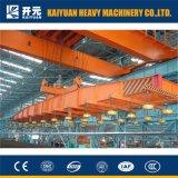 ユーザーのための5トンのオーバーヘッドタイプ電磁石クレーン