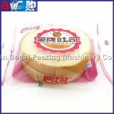Maquinaria de empacotamento fácil do melhor da máquina de envolvimento do sanduíche do bolo da operação