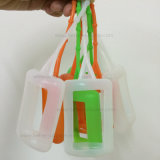 Портативные холодные случаи бутылки сотового телефона/дух силикона