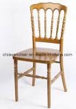 宴会はPlexiの樹脂のナポレオンの透過椅子を取り除く